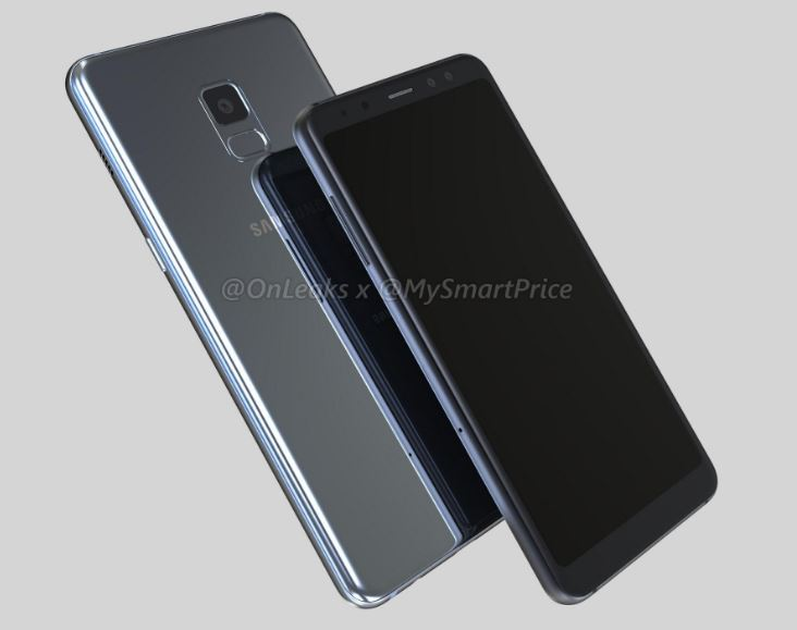 Galaxy A5 and A7 (2018) renders leaked via case-maker Olixar
