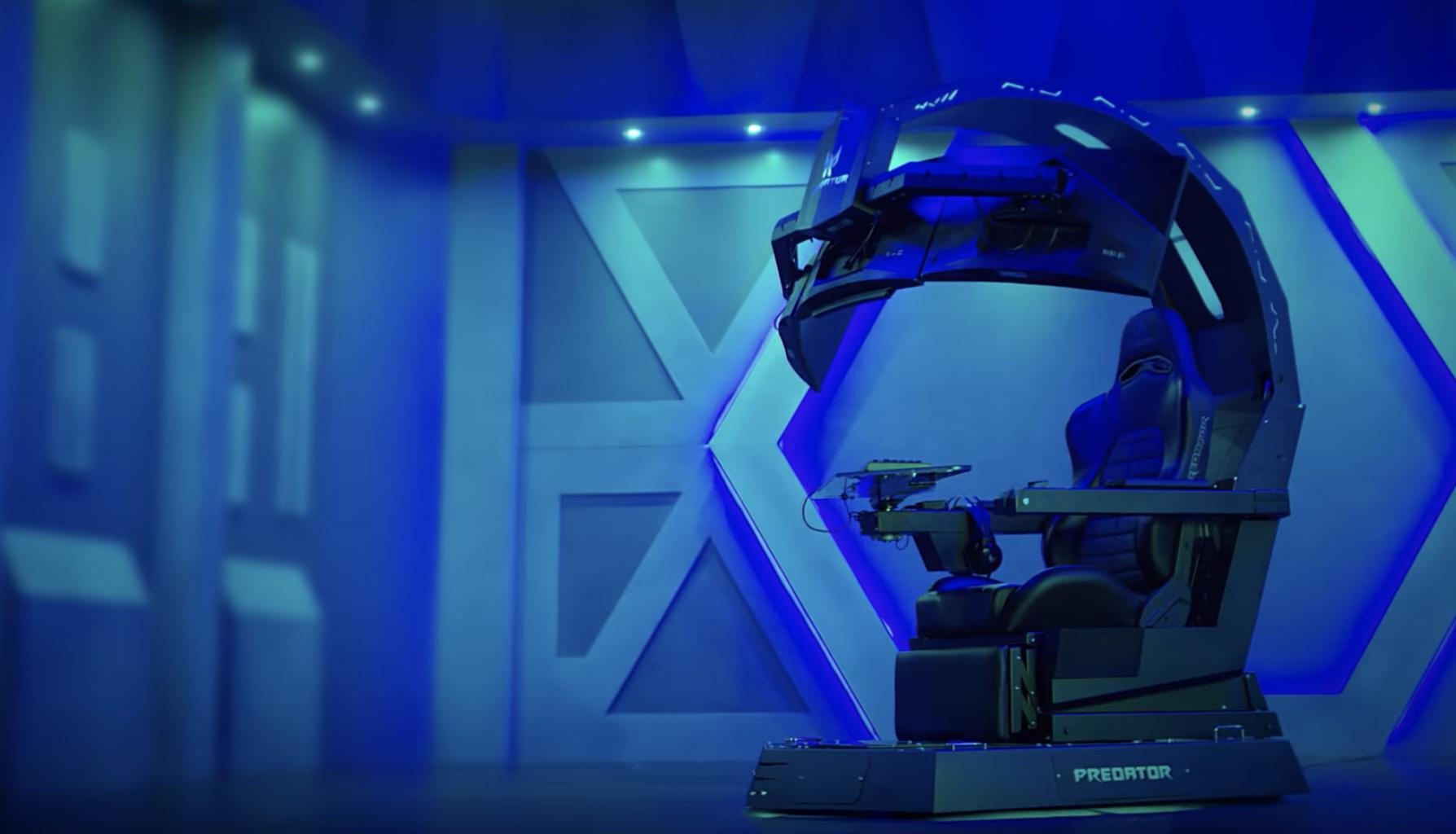 Acer's Predator Thronos Is A Gamer's Dream Come True