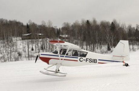 L-2000A Straight Ski