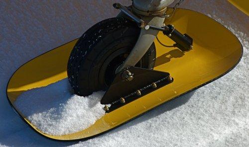 Tail Ski - Burl's AC Magnum I Penetration Tail Ski