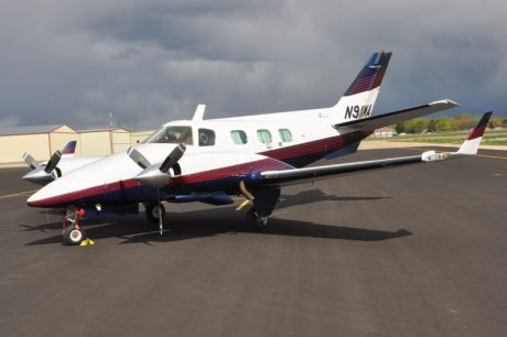 1973 A60 Beechcraft Duke