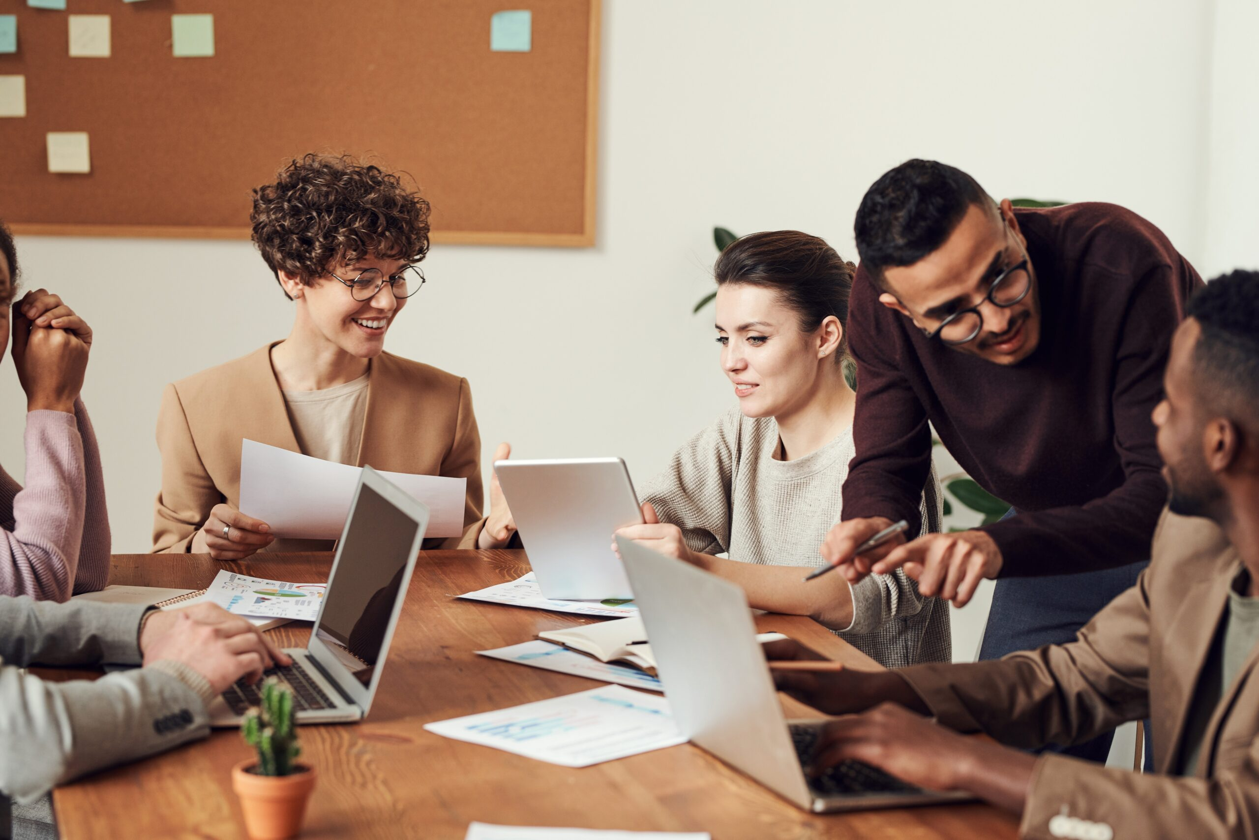 Involve your Team from the Start to Encourage Inter-Organizational Buy-in