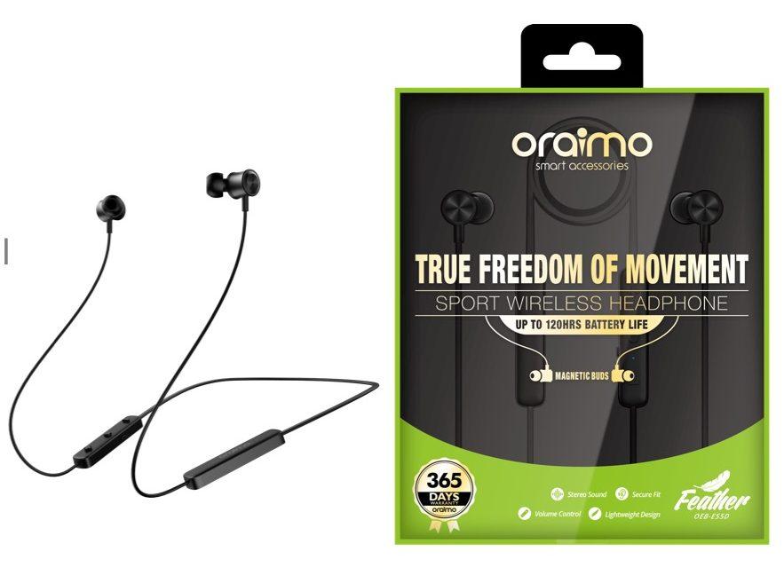 Wireless headset oraimo OEB-E55D