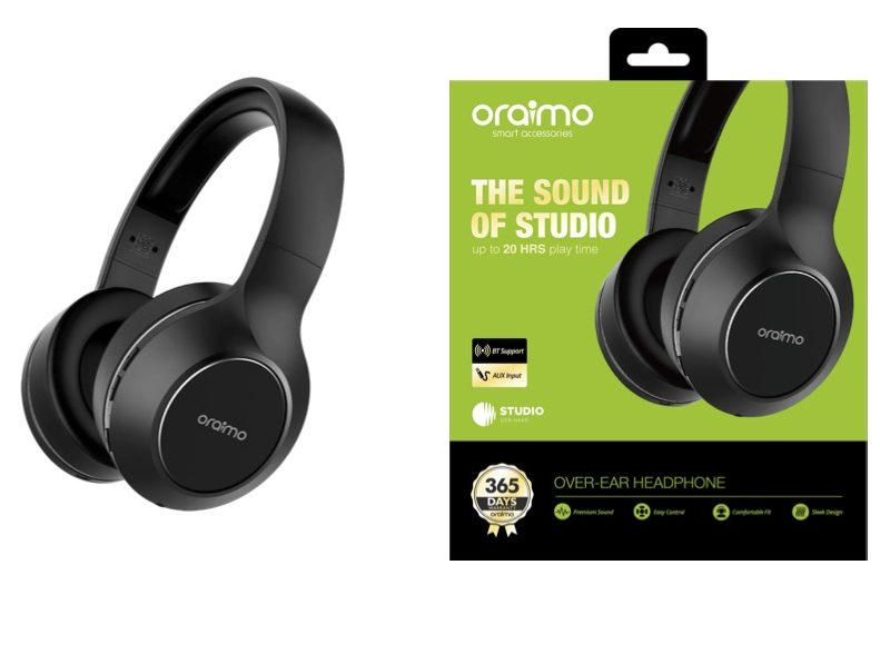 Oraimo Wireless headset OEB-H66D black