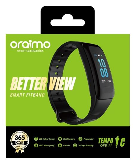 Oraimo Tempo C OFB-11 Smart Fitband
