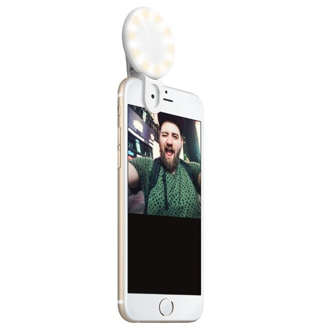 Oraimo LED Selfie Flash light OSL-OS01