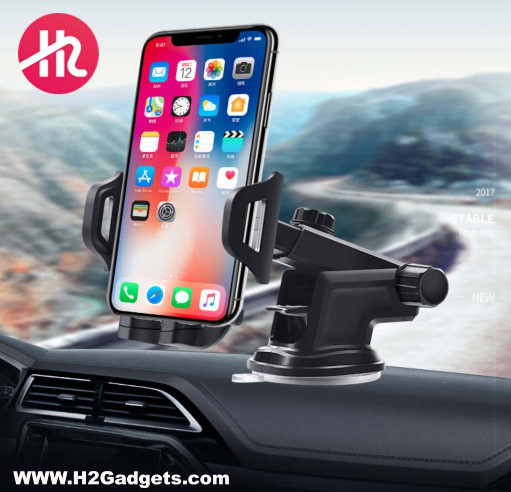 H2 Gadgets 3 in 1 Car Holder