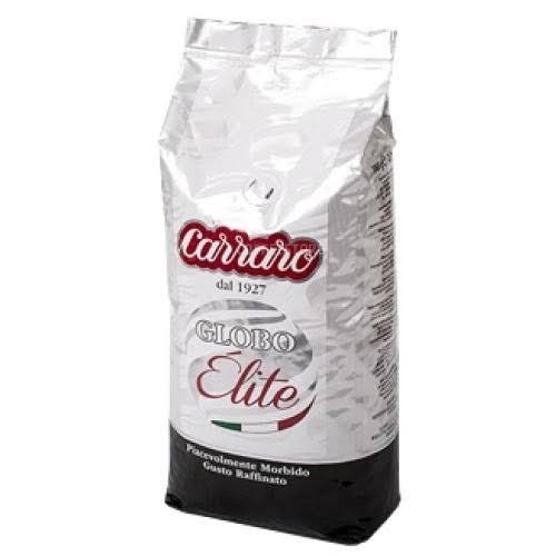 Carraro Caffe Espresso Globo ÉLITE Whole Beans 1000 G