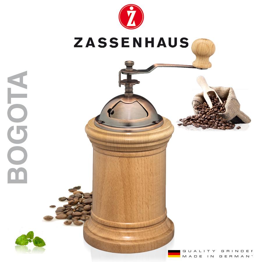 Zassenhaus Coffee grinder Bogota