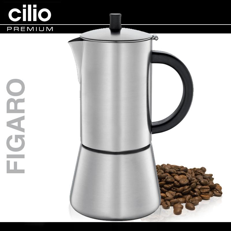 Cilio Coffee Maker Figaro – 4 Cups