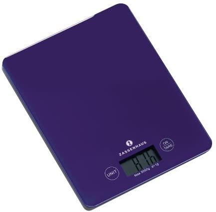 "Zassenhaus – Digital Scale ""Balance"" Purple"