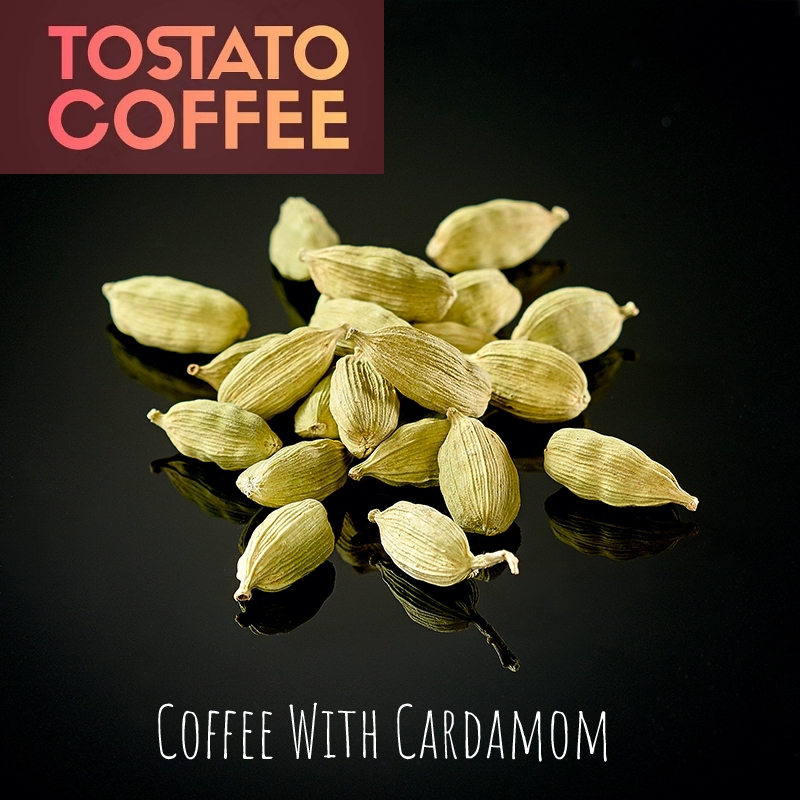 Turkish Coffee Blend with Cardamom 1KG Dark Roast