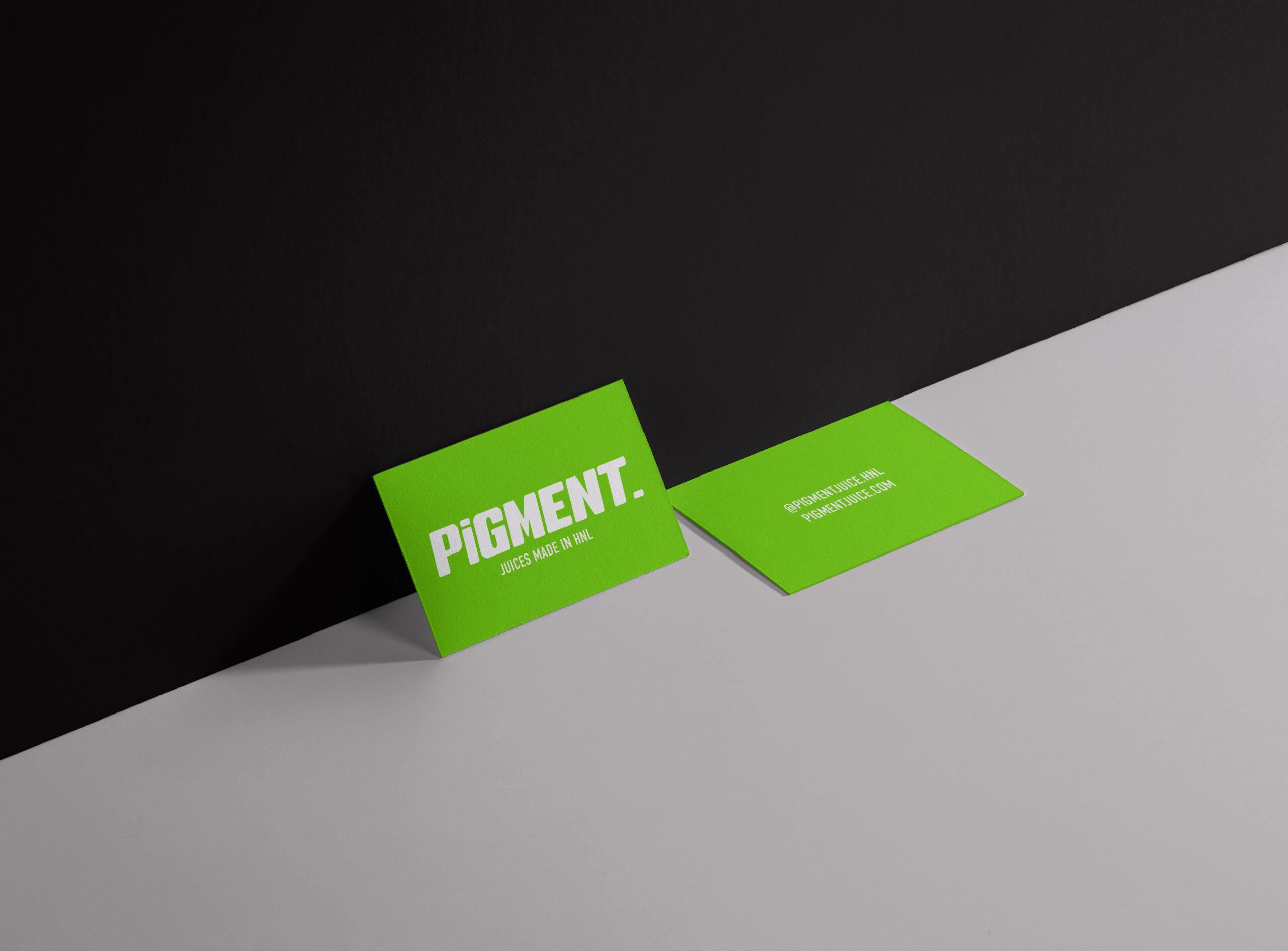 PigmentCard