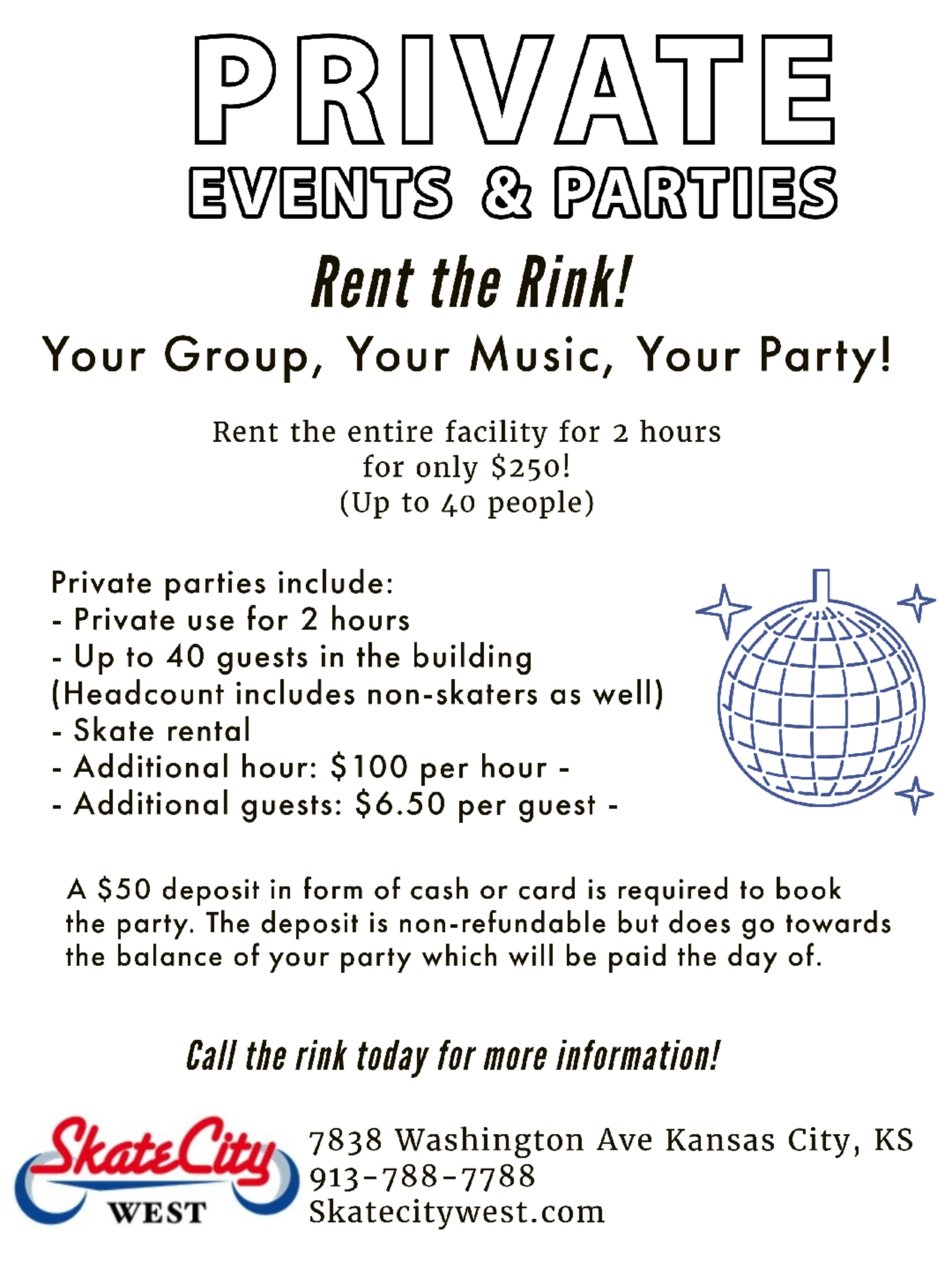 private parties 2
