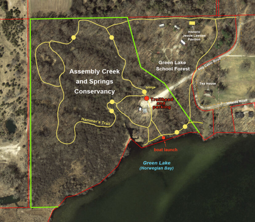 Assembly Creek and Springs map 2019 12-5