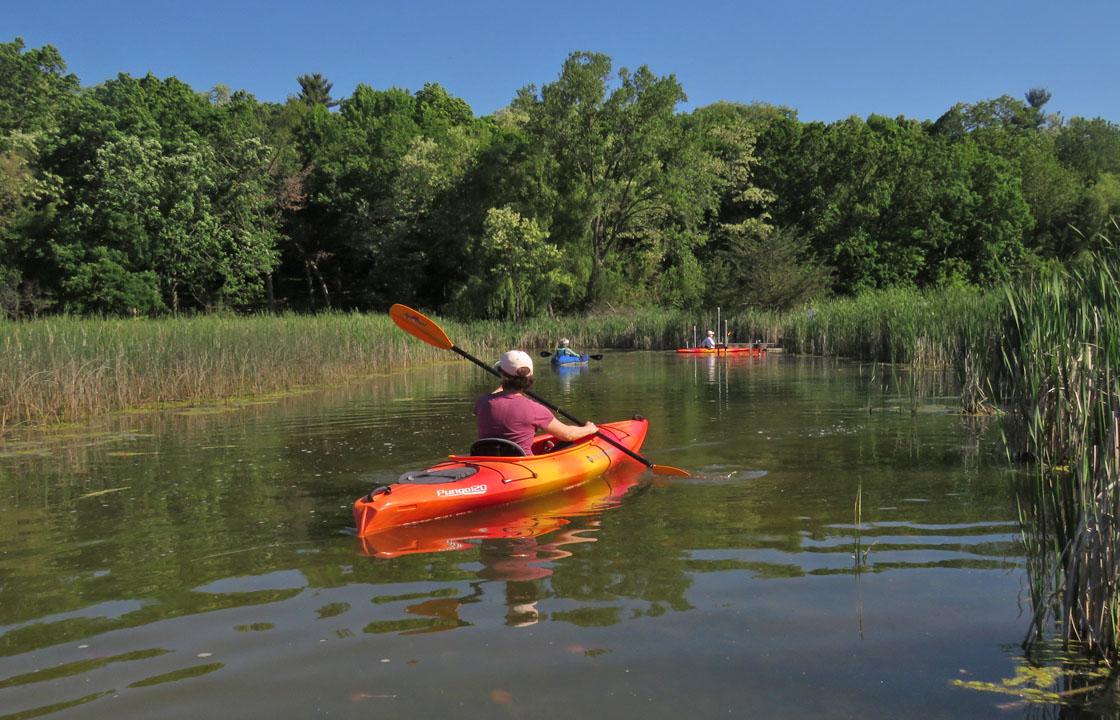 Canoe-kayak Spring L & Tichora 2019 6-8 3175