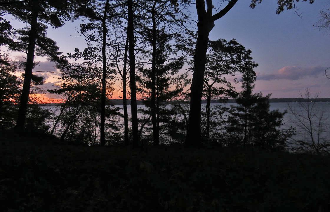 Tichora shoreline 2018 10-19 sunset 8736a