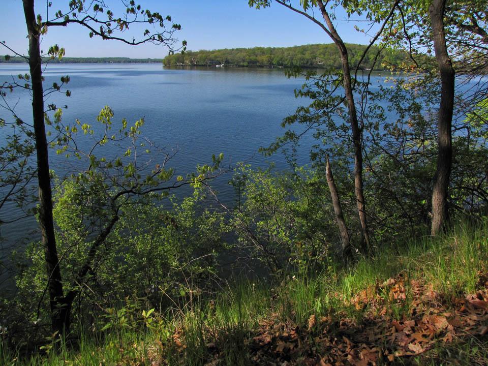 Winnebago Trail Conservancy - looking toward Sugarloaf