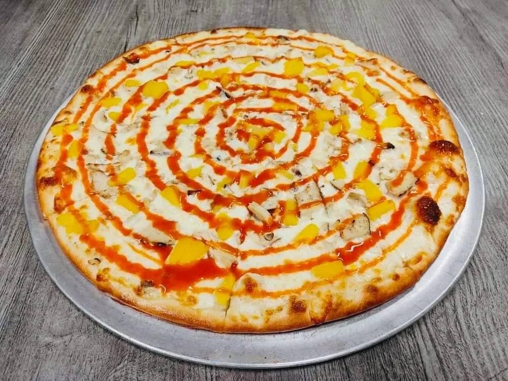 Jiiffy's Pizza