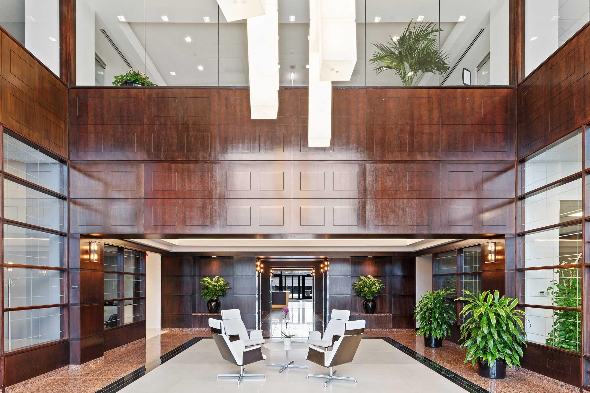 2 Century Center Lobby, Schaumburg, IL