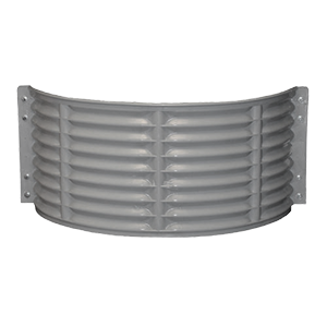 """Shape Products 18"""" round plastic window well from shape products"""