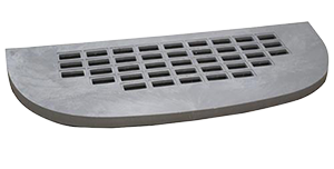 Straight Grate Covers