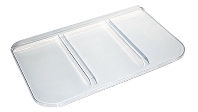 Shape Products Economy square window well cover by shape products