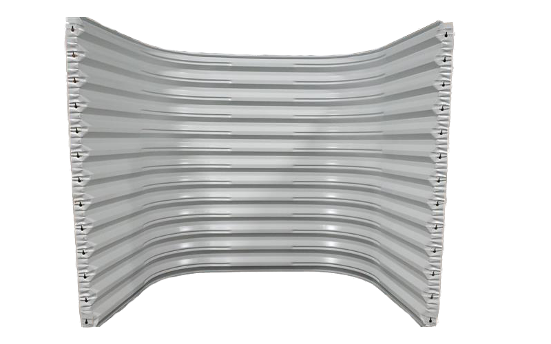 Steel White Well