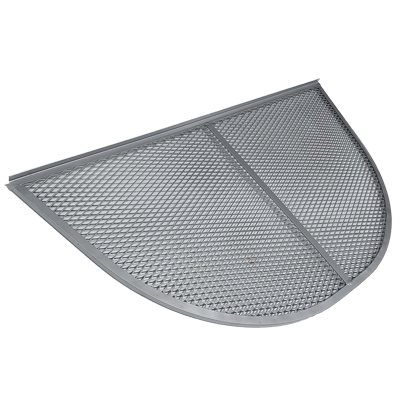 Shape Products MeshCover_Silver_Transparent_R2