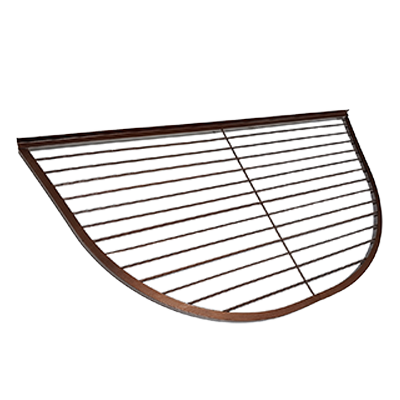 Shape Products RebarCover_Bronze_Transparent