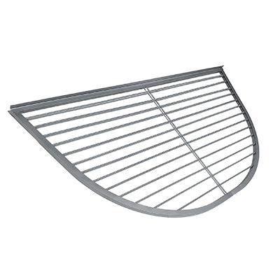 Shape Products RebarCover_Silver_Transparent