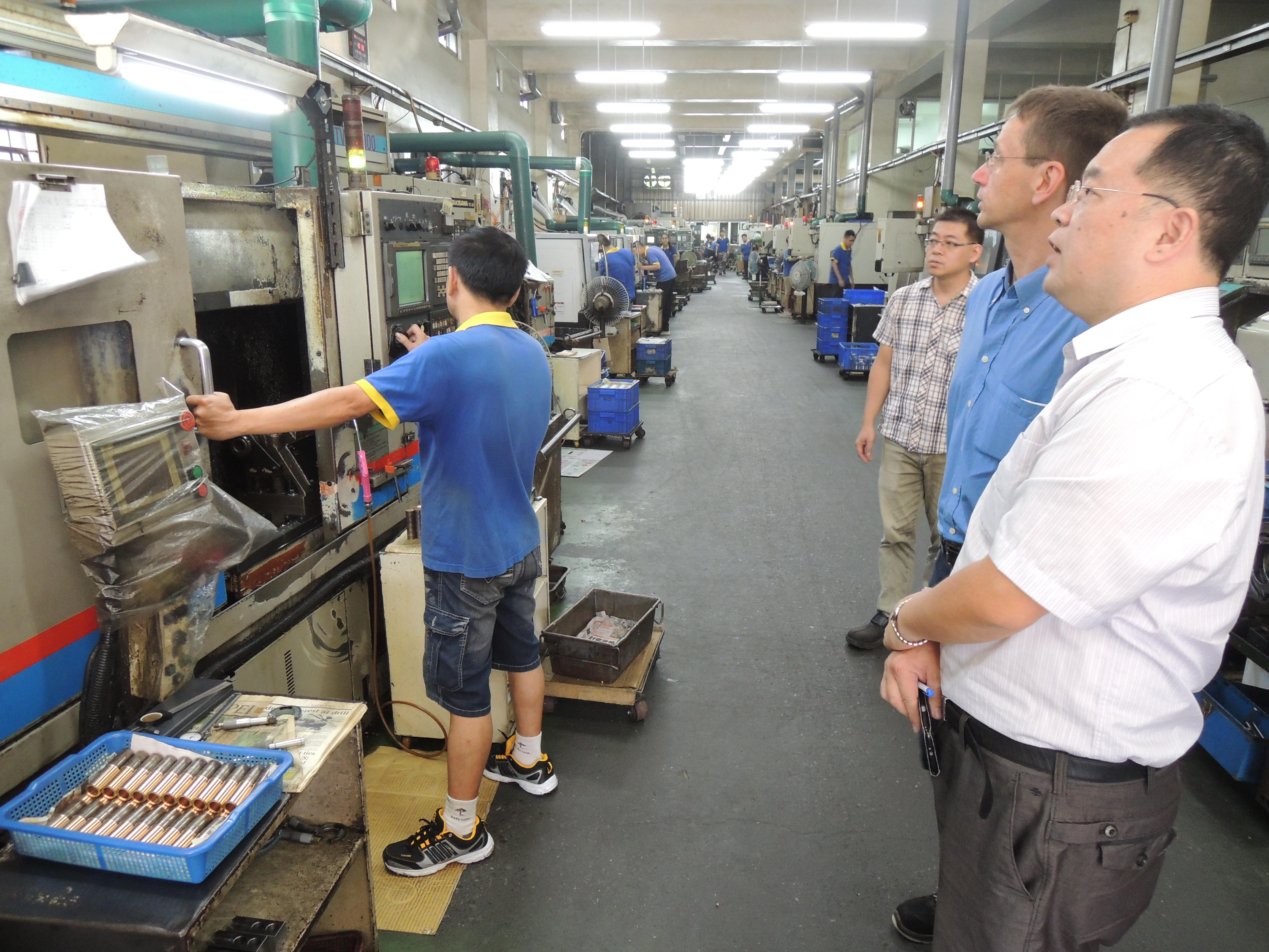 Unisontek Factory facility 1