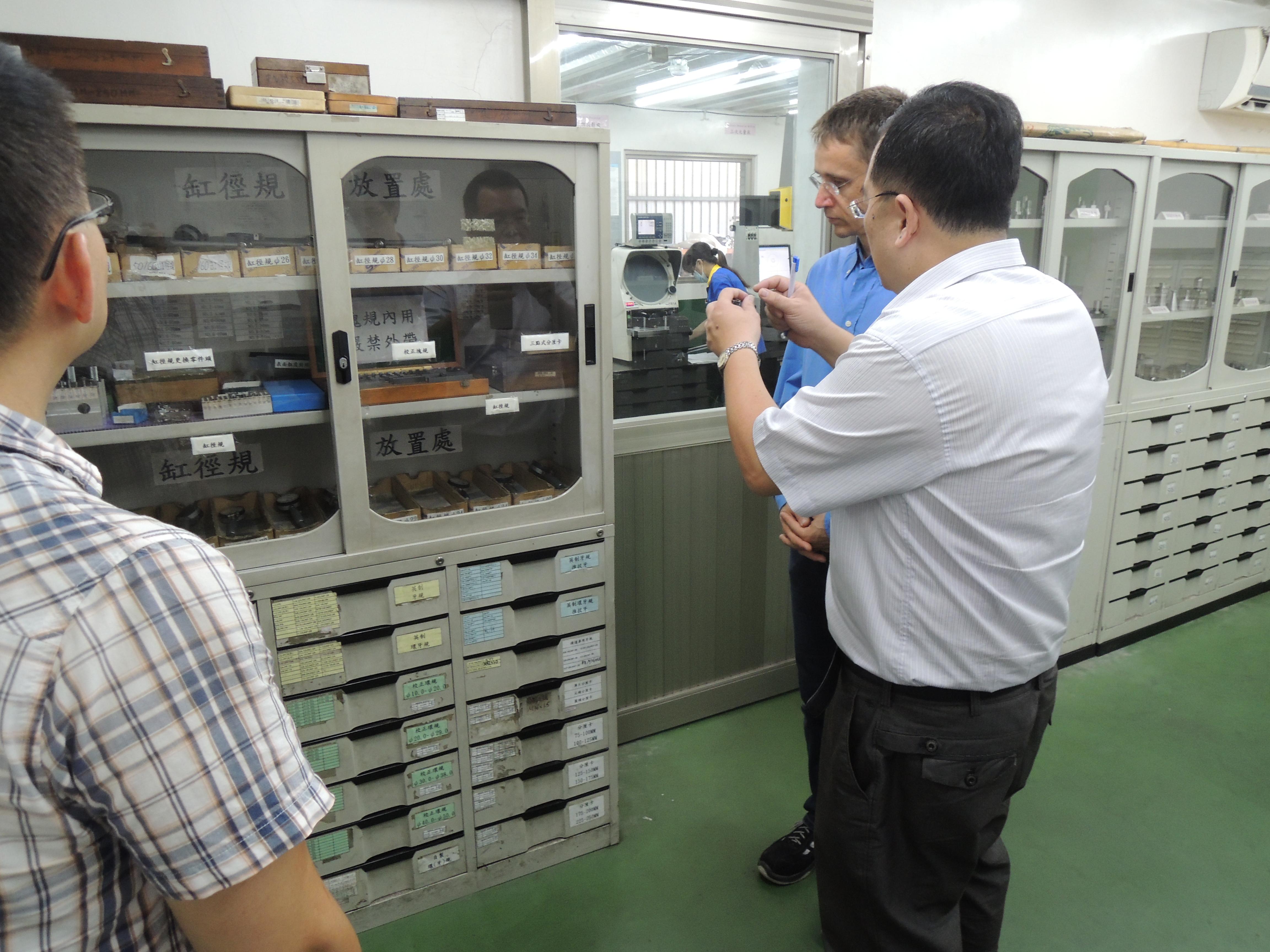 Unisontek Factory facility