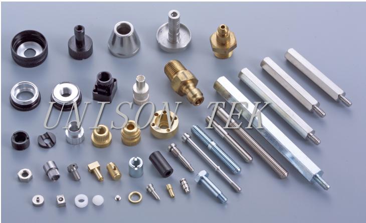 Precision CNC Machined Parts CNC Turning Parts CNC Turned Parts Machining Service