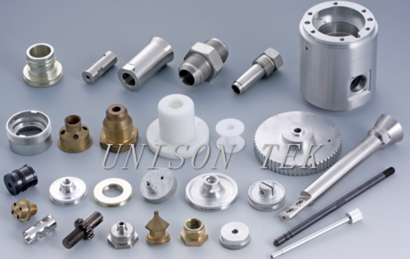 Precision CNC Turning Parts CNC Turned Parts OEM Producer