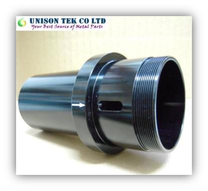 Unisontek cnc precision metal parts 2