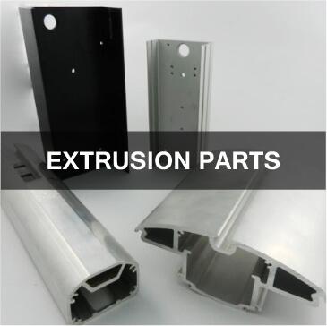 extrusion parts