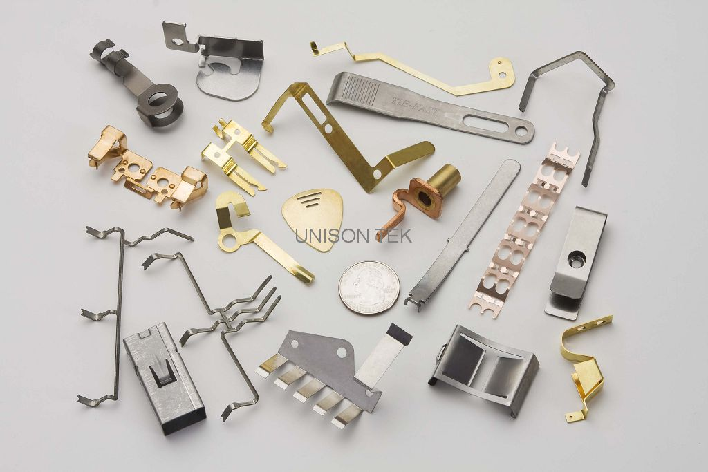 Unisontek precision stamping parts 002