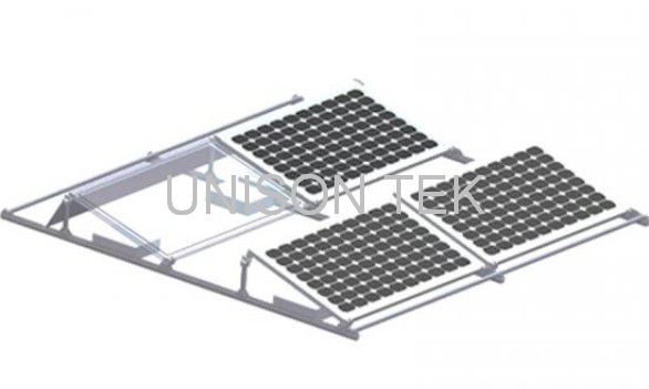 solar mounting metal equipment picture