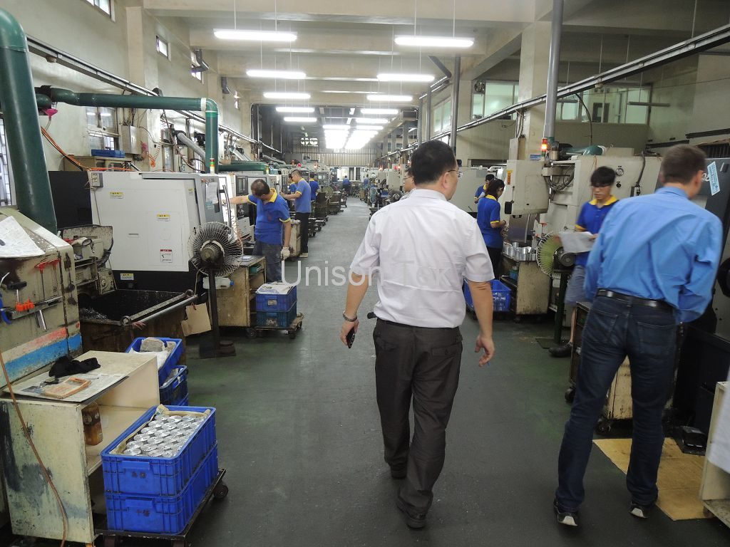Unison Tek CNC Machining Factory 012
