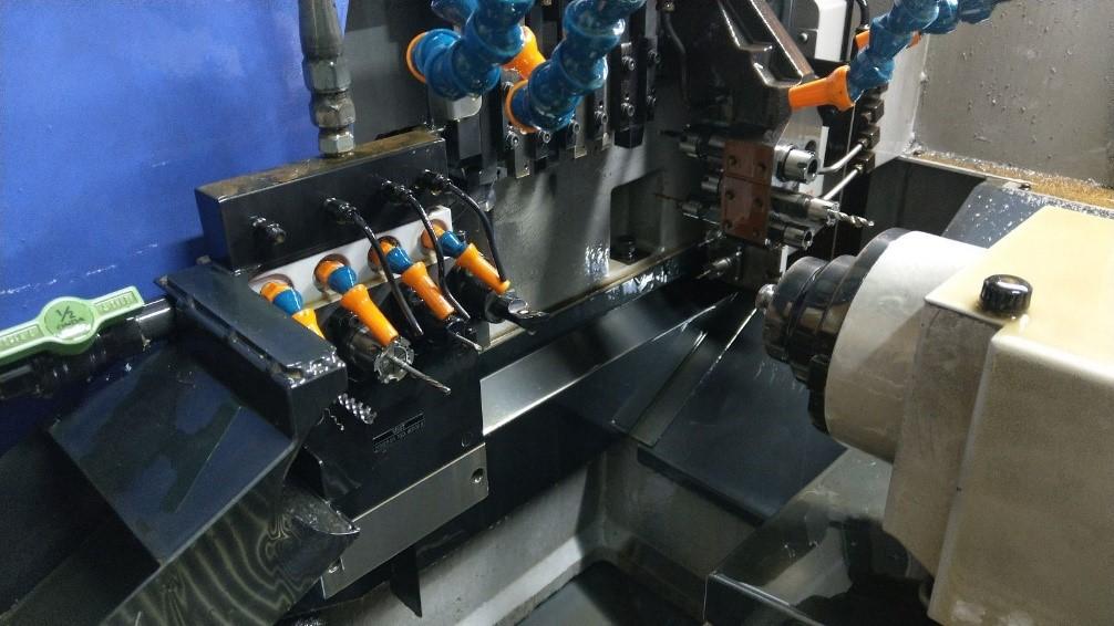 Unisontek CNC turning machine