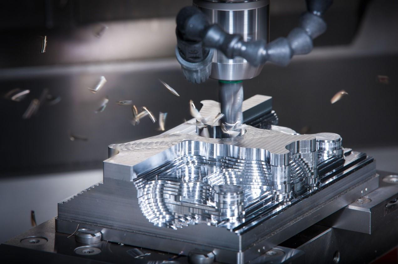 Unisontek cnc milling parts