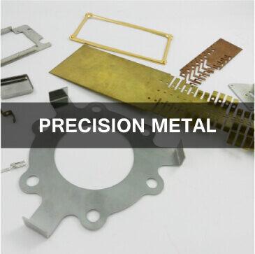 precision metal