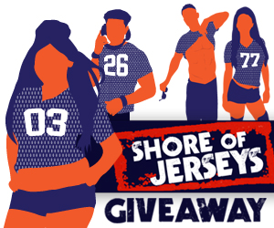 Shore of Jerseys Giveaway