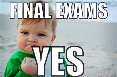 How to Conquer College Finals Week