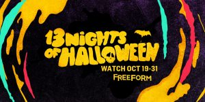 Halloween time - 13 Nights of Halloween