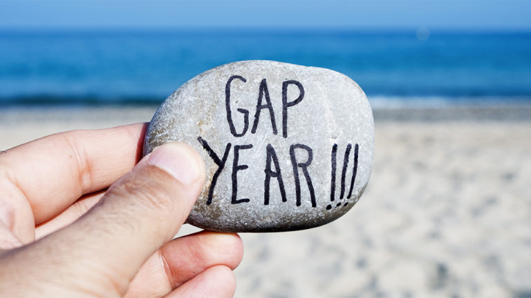 How to Have a Successful Gap Year