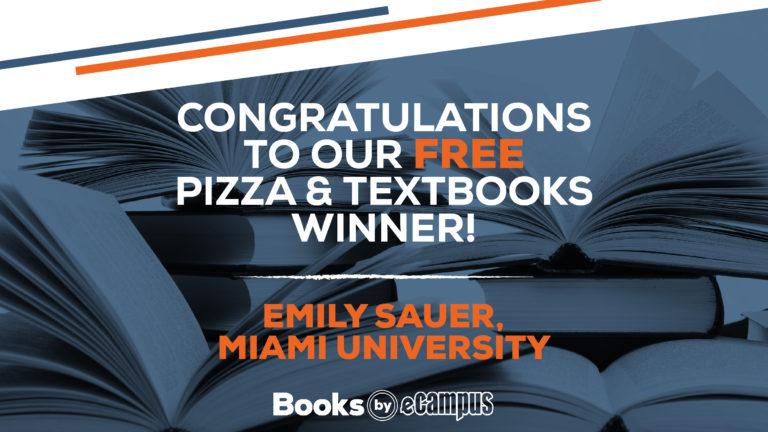 Winner, Winner…Pizza Dinner(s)