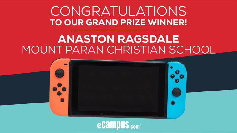 And the Winner of the Free Nintendo Switch is…