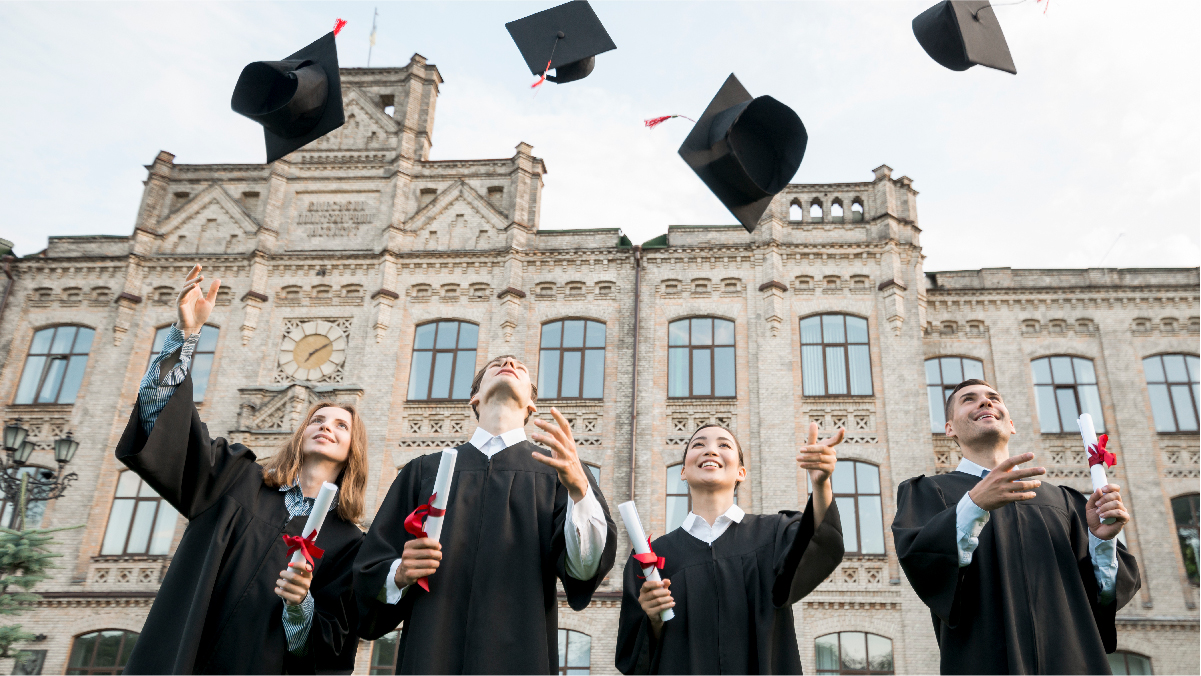 Five College Degrees Explained